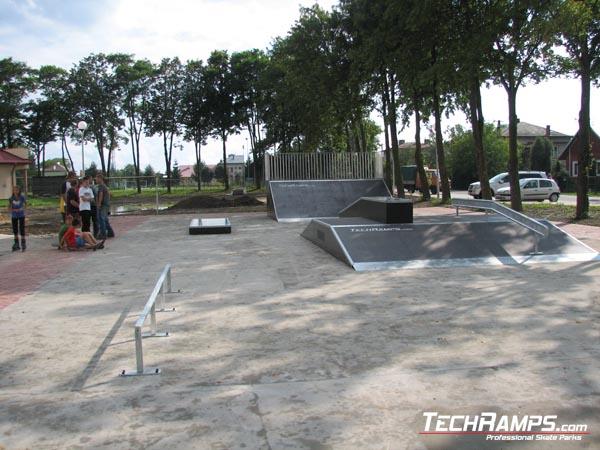Skatepark in Szowsko