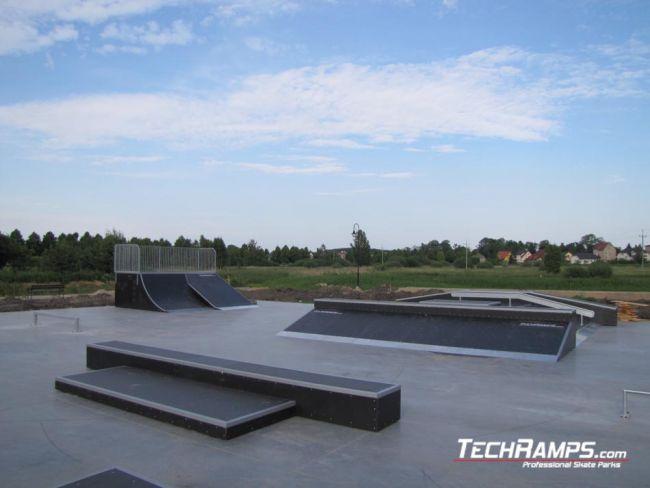 Skatepark in Wegorzewo