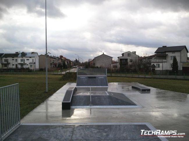 Skatepark in Wyszkow