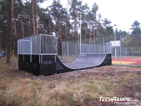 Skatepark in Żarki Letnisko