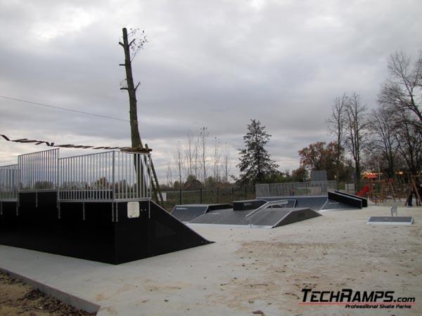 Skatepark in Zmigrod