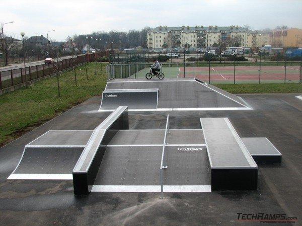 Skatepark in Żyrardów