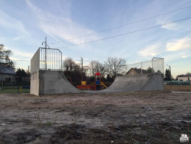 Skatepark Jaworzno