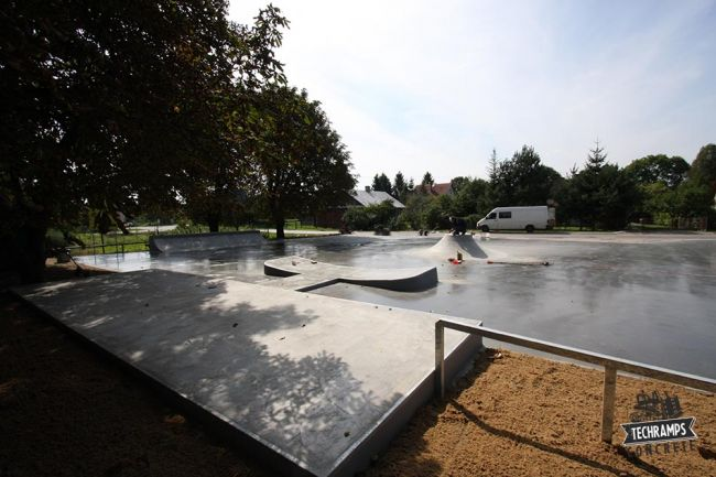 Skatepark Komarowka Podlaska