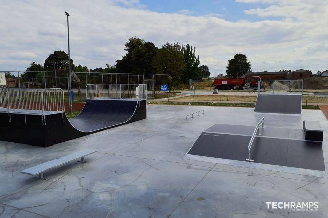Skatepark Kostrzyn
