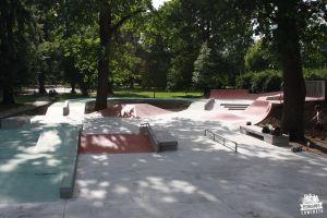 skatepark krakow park jordana