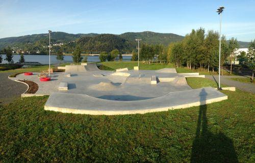 Skatepark Lillehammer (Norge)