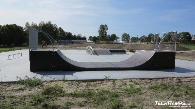 Skatepark Łomazy