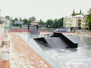 skatepark Łosice 2