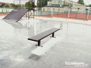 skatepark Łosice 8