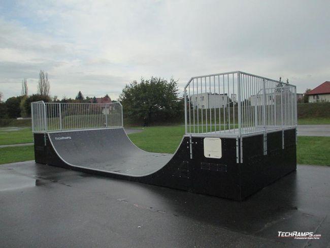 Skatepark Lubin