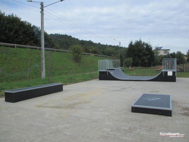 Skatepark Mosina