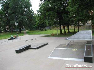 Skatepark - Nidzica - 1