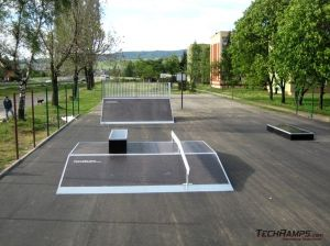 Skatepark Nowy Targ