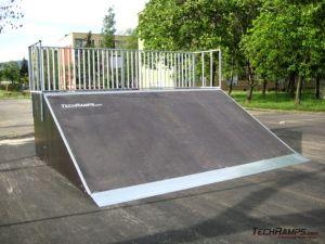 Skatepark Nowy Targ - 2