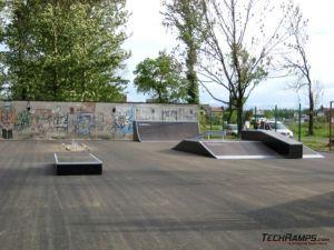 Skatepark Nowy Targ - 5