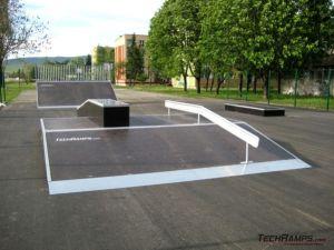 Skatepark Nowy Targ - 7