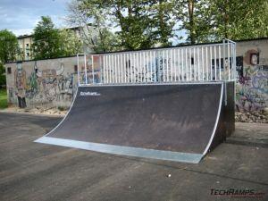 Skatepark Nowy Targ - 8