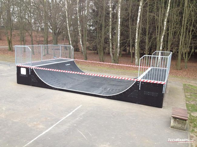Skatepark Nowy Tomysl