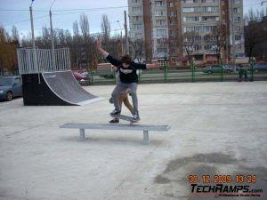 Skatepark Odessa - 11