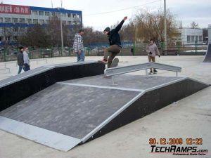 Skatepark Odessa - 2