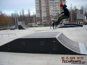 Skatepark Odessa - 9