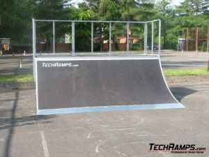Skatepark Ośno Lubuskie - 4