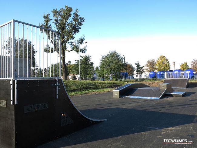 Skatepark Piotrków Kujawski