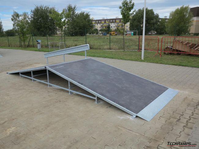 Skatepark Pobiedziska