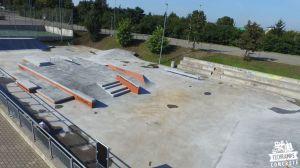 Skatepark pod Ergo Areną