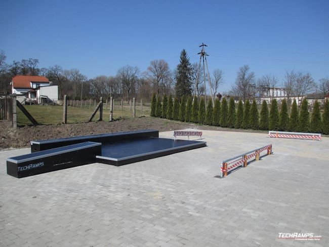 Skatepark Polska Cerekiew