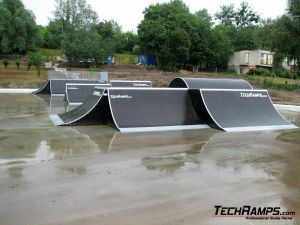 Skatepark Poznań - 18