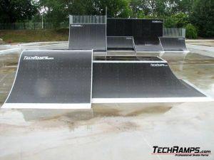 Skatepark Poznań - 19
