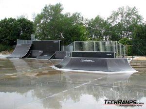 Skatepark Poznań - 23