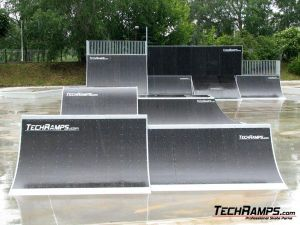 Skatepark Poznań - 3