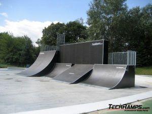 Skatepark Poznań Wyspa - 30