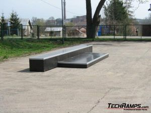 Skatepark Prabuty - 1