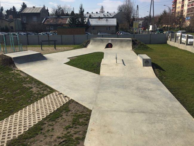 Skatepark Przemysl
