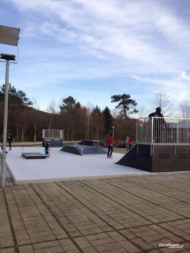 Skatepark Renedo (Spain)