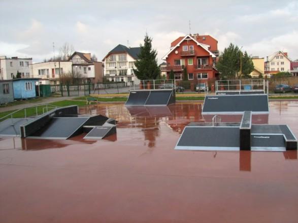 Skatepark Rewal