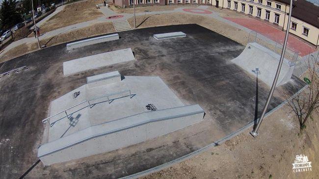 Skatepark Slawkow