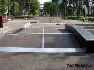 Skatepark Slawuticz - 3