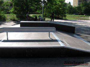 Skatepark Slawuticz - 5