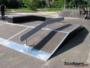 Skatepark Slawuticz - 6