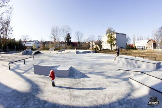 Skatepark Tarnow