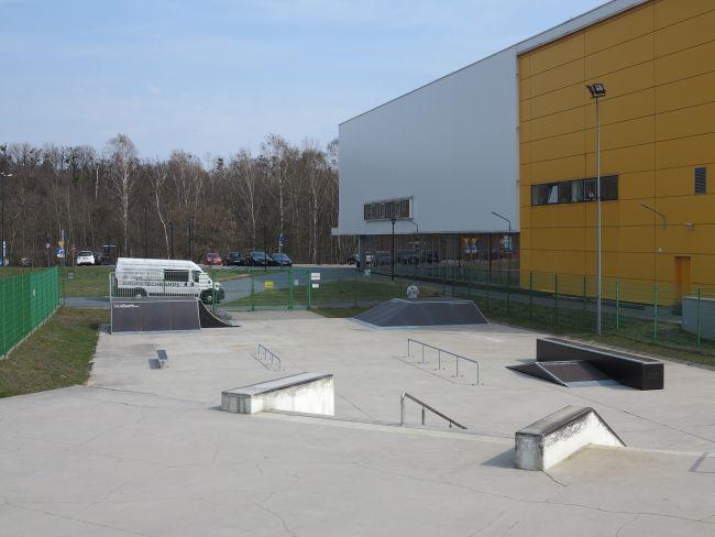 Skatepark Tarnowskie Góry