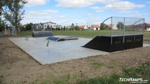 Skatepark - Techramps