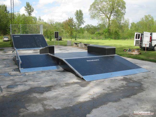 Skatepark Trzebiatow