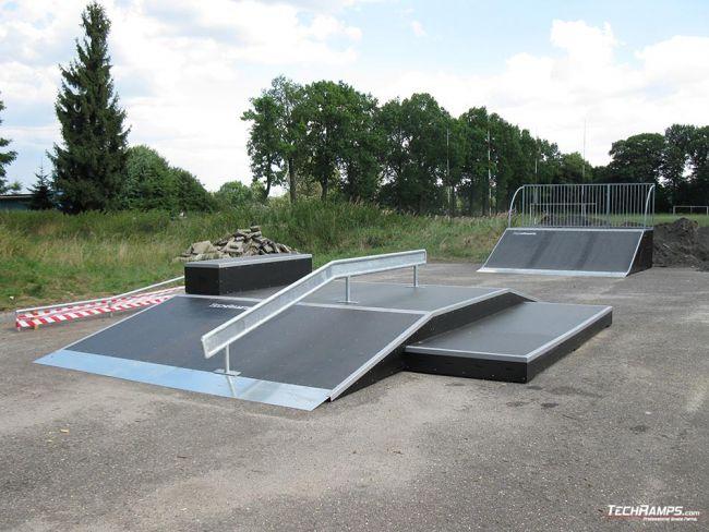 Skatepark Trzebiel