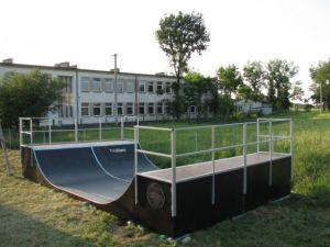 Skatepark w Aleksandrowie Kujawskim 1